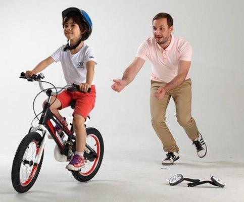 cách tập chạy xe đạp