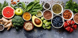 món ăn bổ dưỡng mùa thi