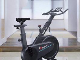 xe đạp tại nhà thể dục