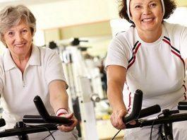 xe đạp thể dục cho người già