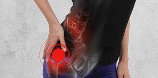 Đi bộ bị đau khớp háng