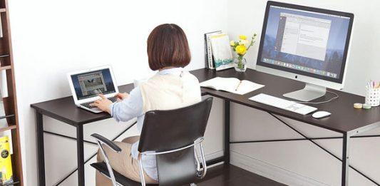 kích thước chuẩn của bàn ghế làm việc